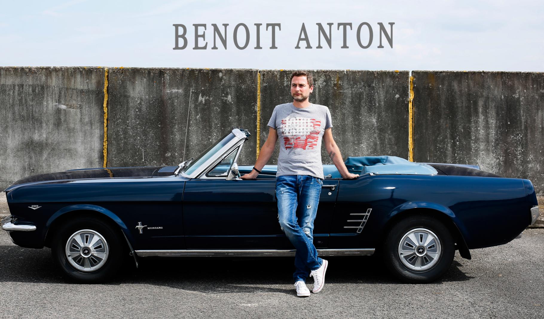BENOIT ANTON